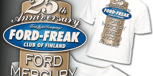 Ford Freak 25th Anniversary